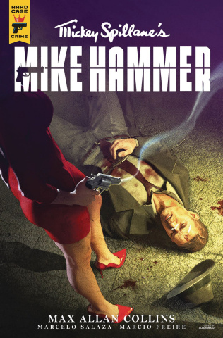 Mike Hammer #4 (Ronald Cover)