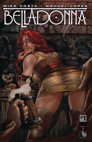 Belladonna #1 (Costume Change Cover)