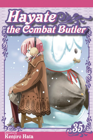Hayate: The Combat Butler Vol. 35