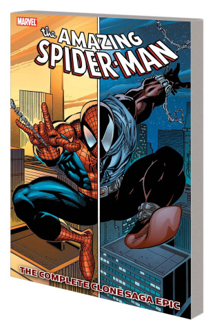 The Amazing Spider-Man: The Complete Clone Saga Epic Vol. 1
