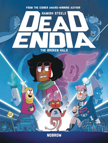 Deadendia Vol. 2: The Broken Halo