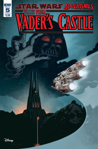 Star Wars: Tales From Vader's Castle #5 (Wilson II Cover)