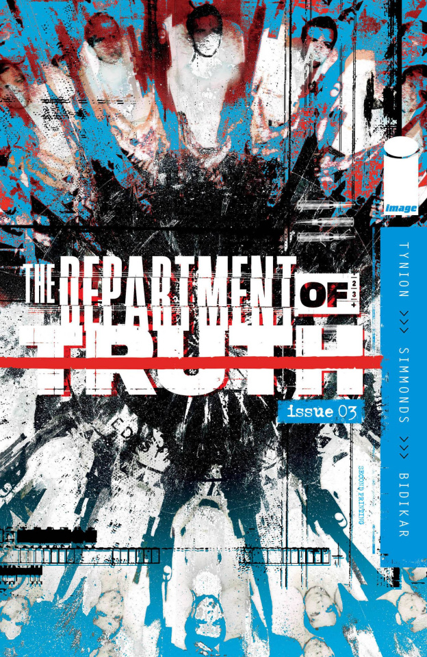 The Department of Truth #3 (2nd Printing)