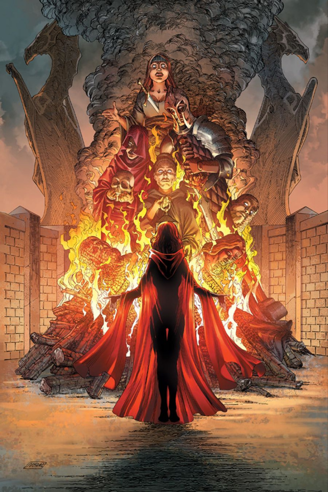 A Game of Thrones: A Clash of Kings #5 (25 Copy Miller Cover)