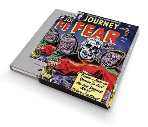 Journey Into Fear Vol. 3 (Slipcase Edition)