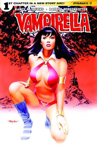 Vampirella #7 (Mayhew Cover)