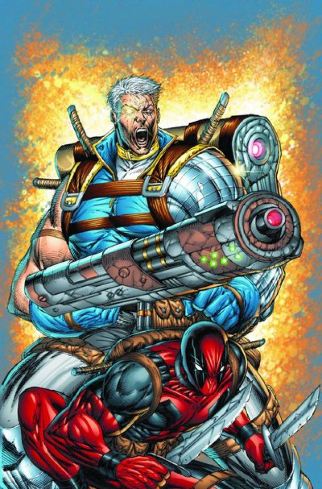 Cable and Deadpool #1 (Marvel's Greatest Comics)