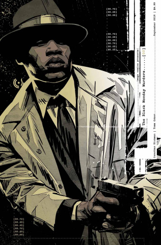 The Black Monday Murders #2