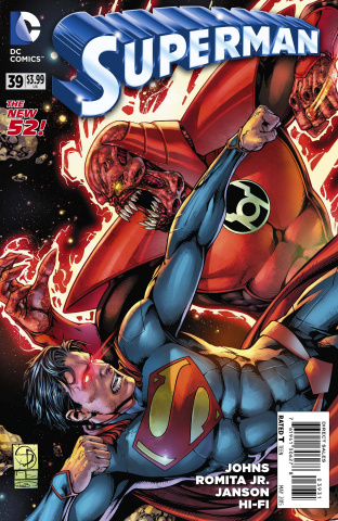 Superman #39 (Variant Cover)