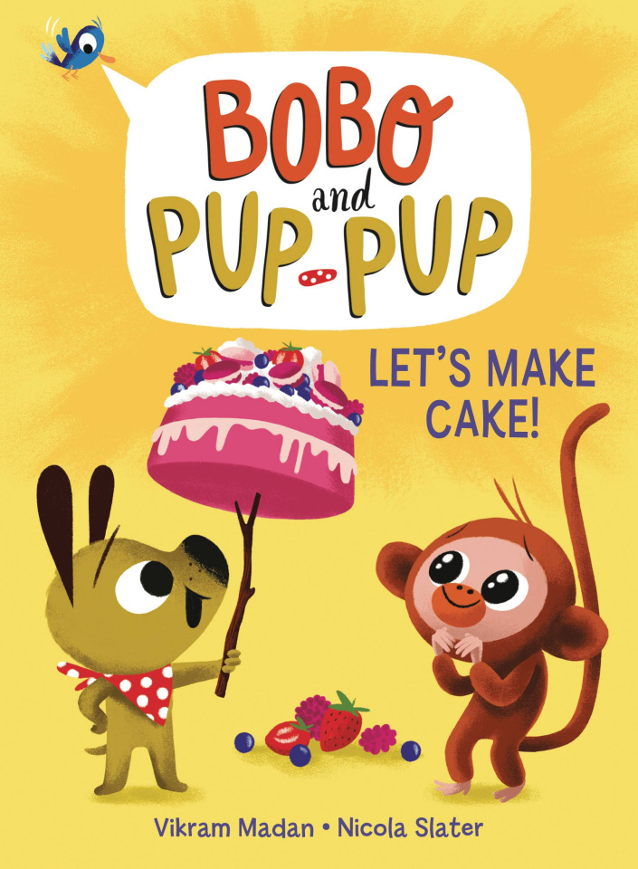 Bobo and Pup-Pup: Let's Make Cake!