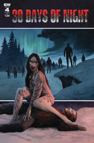 30 Days of Night #4 (Templesmith Cover)
