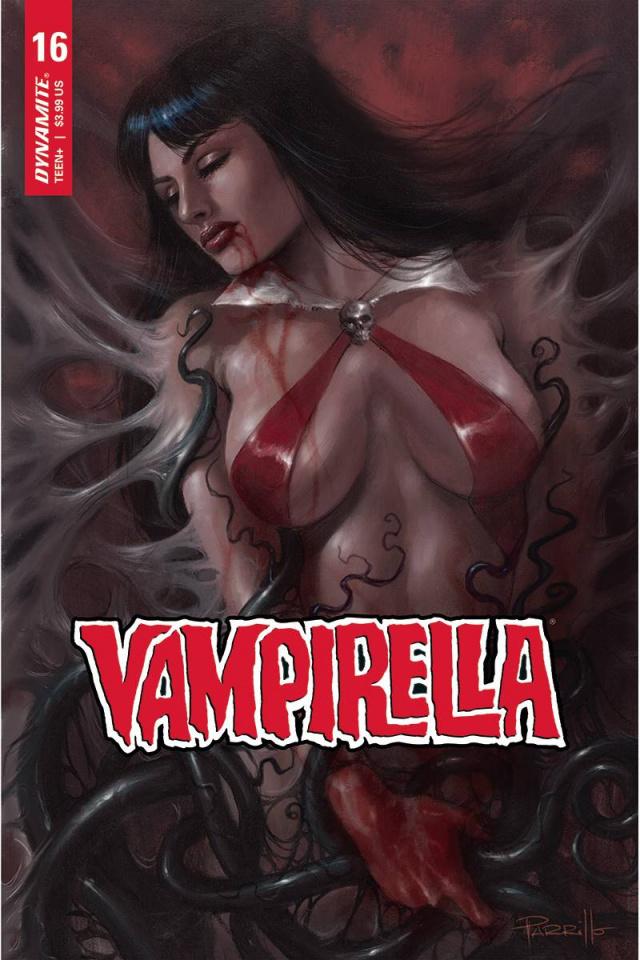 Vampirella #16 (Parrillo Cover)
