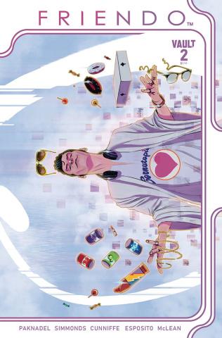 Friendo #2 (Simmonds Cover)