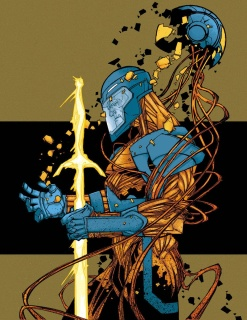 X-O Manowar #41 (20 Copy Palo Cover)