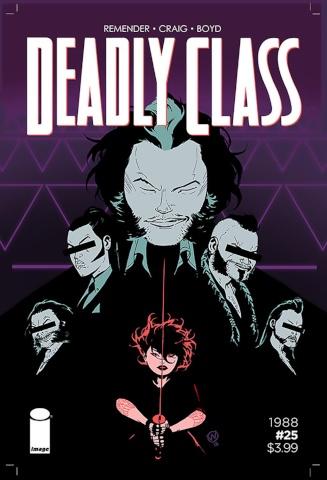 Deadly Class #25