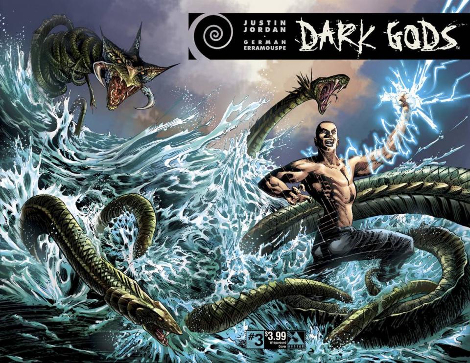 Dark Gods #3 (Wrap Cover)