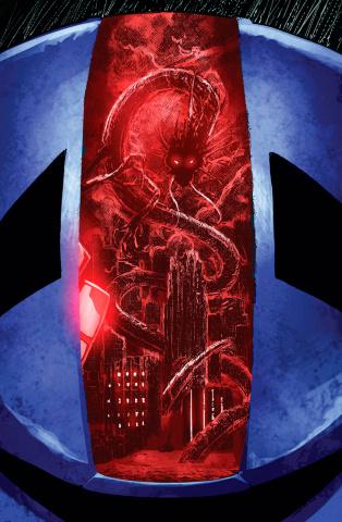 4001 A.D.: X-O Manowar #1 (Jimenez Cover)