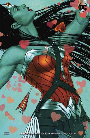 Wonder Woman #70 (Variant Cover)