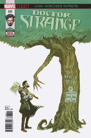 Doctor Strange #383