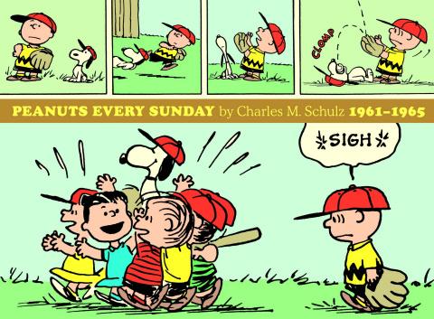 Peanuts Every Sunday: 1961-1965