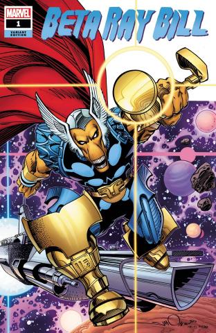 Beta Ray Bill #1 (Simonson Cover)