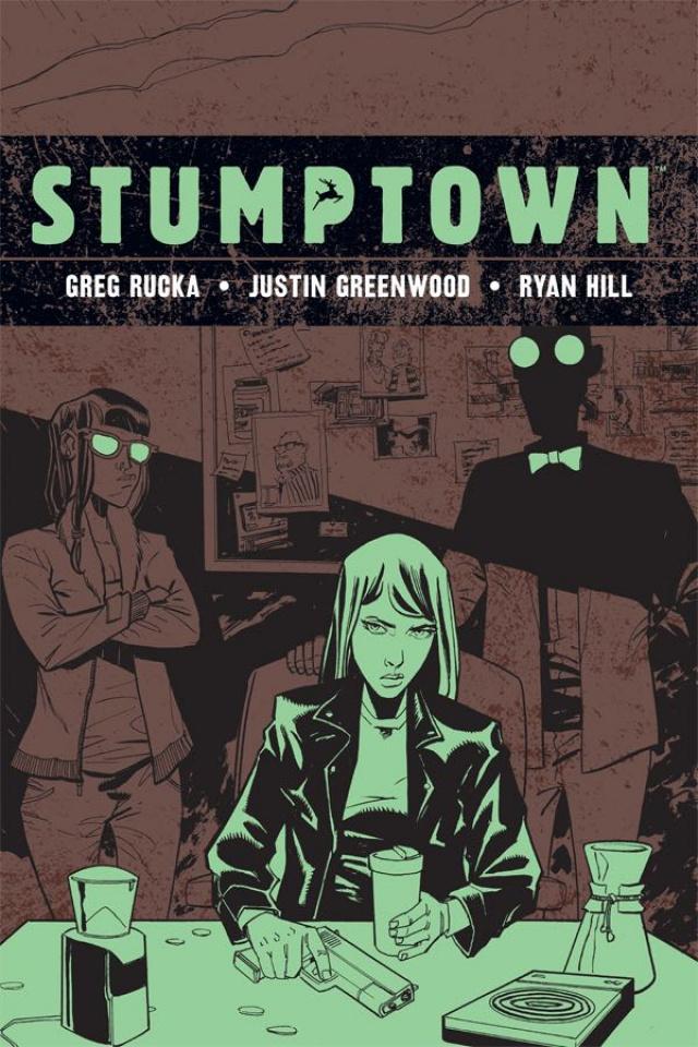 Stumptown Vol. 4