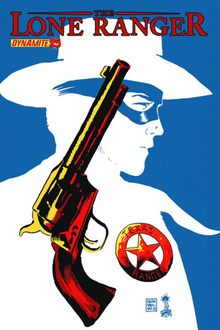 The Lone Ranger #25