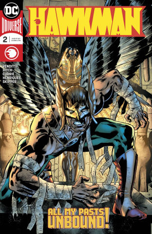 Hawkman #2