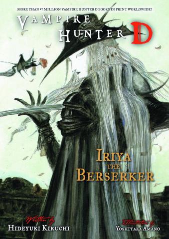 Vampire Hunter D Vol. 23: Iriya the Berserker