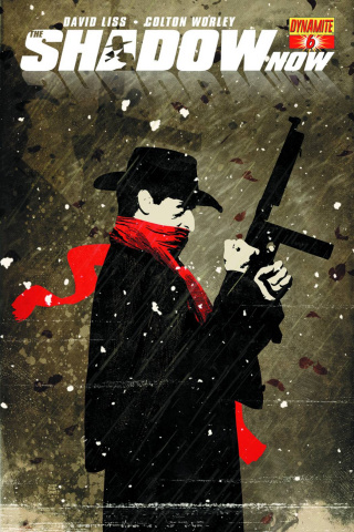 The Shadow: Now #6