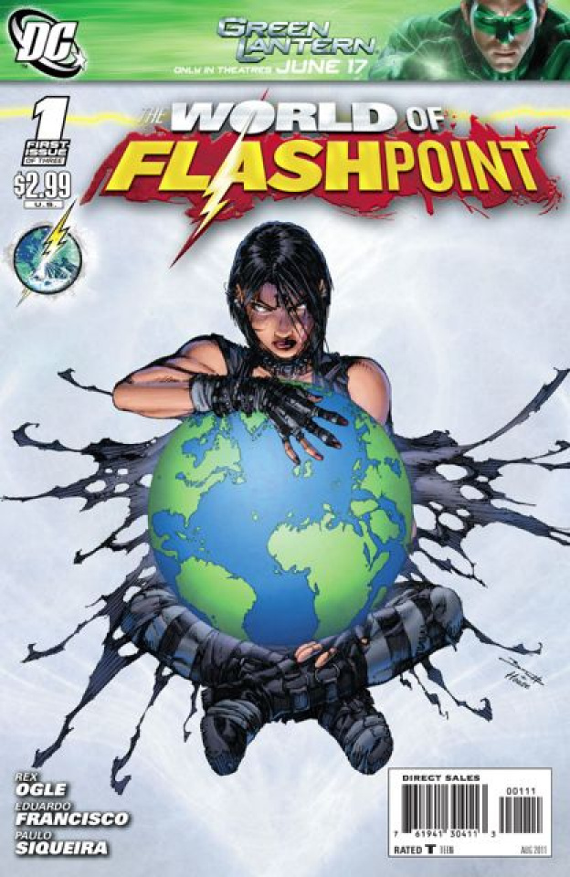 Flashpoint: The World of Flashpoint #2