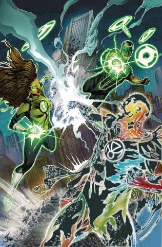 Green Lanterns #12