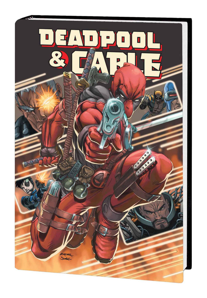Deadpool and Cable (Omnibus)