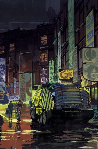 Blade Runner 2019 (Syd Mead Pack)