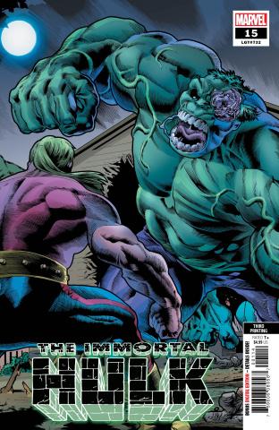 The Immortal Hulk #15 (Bennett 3rd Printing)