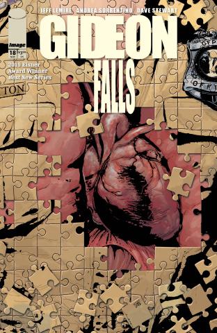 Gideon Falls #18 (Sorrentino Cover)