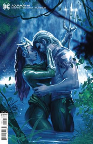 Aquaman #61 (Tyler Kirkham Cover)