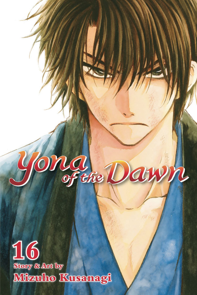 Yona of the Dawn Vol. 16