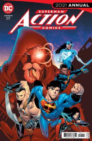 Action Comics 2021 Annual #1 (Scott Godlewski Cover)