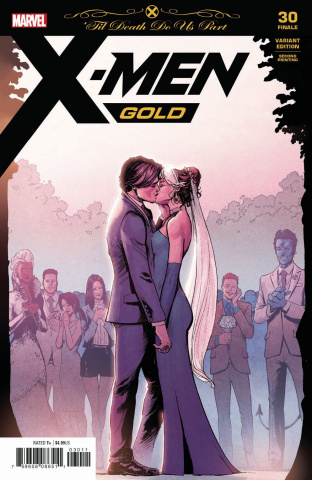 X-Men: Gold #30 (Marquez 2nd Printing)