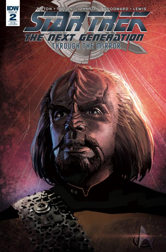Star Trek: The Next Generation - Through the Mirror #2 (20 Copy Cover)