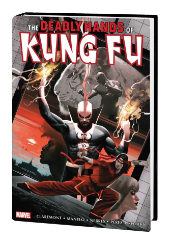 The Deadly Hands of Kung Fu Vol. 2 (Omnibus)