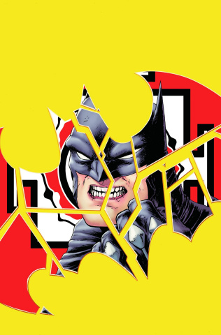 Batman Incorporated #9 (Variant Cover)
