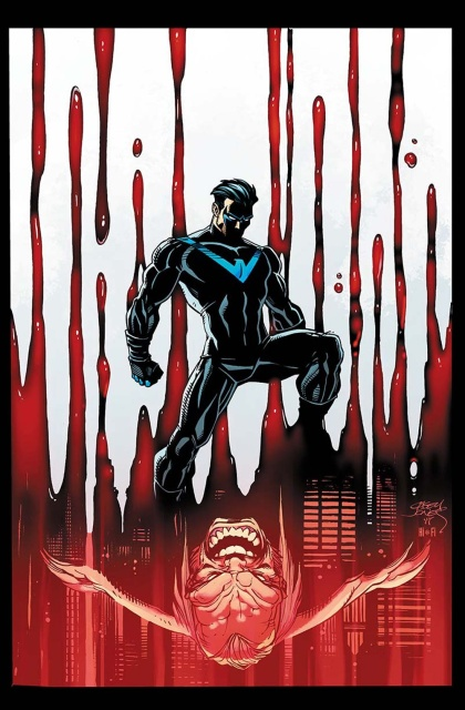 Nightwing #25 (Variant Cover)
