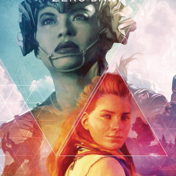 Horizon: Zero Dawn #1 (Artgerm Cover)