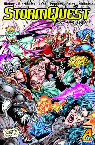 Stormquest Vol. 1: Timestorm (Color Edition)