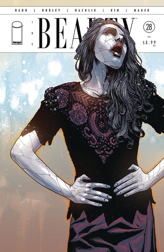 The Beauty #28 (Haun & Filardi Cover)