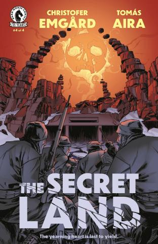 Secret Land #4
