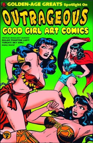 Golden Age Greats Spotlight Vol. 8: Good Girl Art