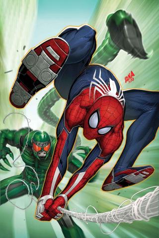 Spider-Man: City At War #5 (Nakayama Cover)